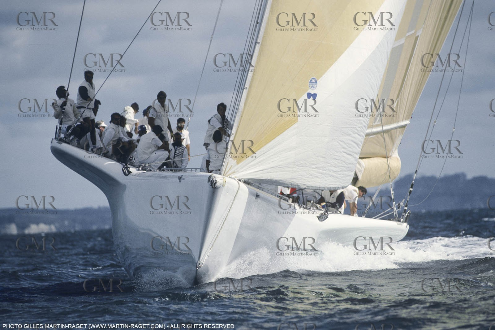 Sailing, Yacht Racing, 27th America's Cup San Diego 1988, New Zealand